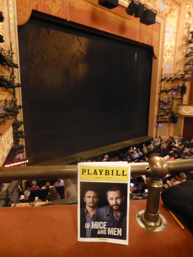 3. See a play on Broadway