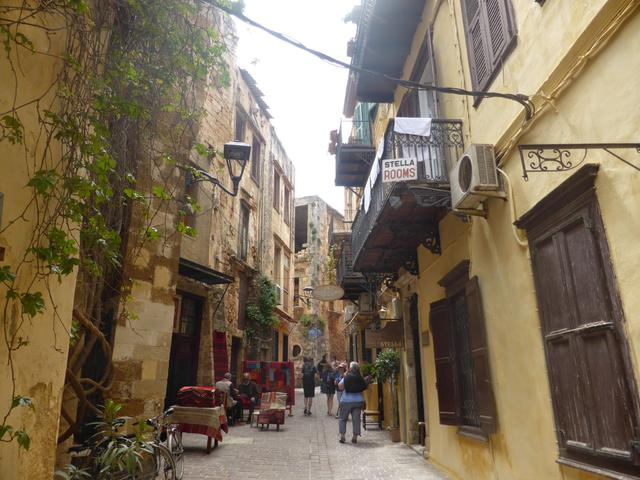11. Chania, Greece